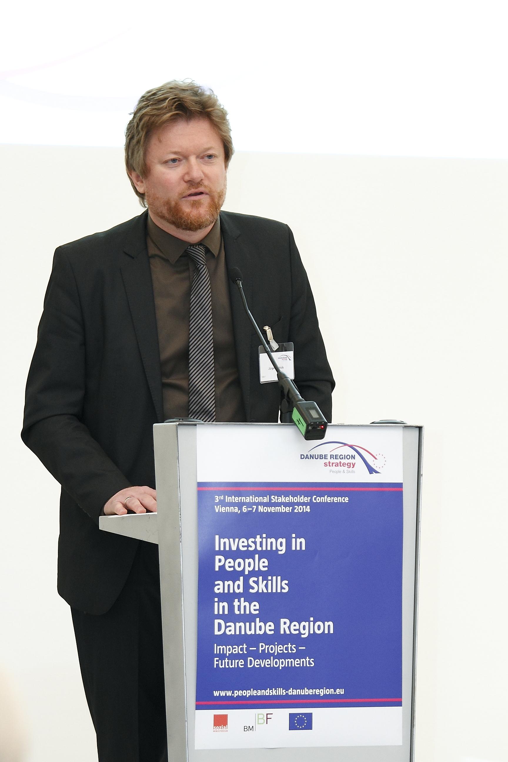 3rd Stakeholder Conference, November 2014