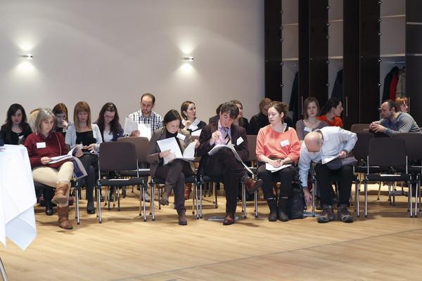 1st EUSDR Youth Platform, December 2014