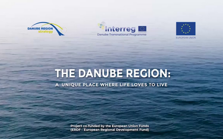 Interactive Movie The Danube Region – a unique place where life loves to live