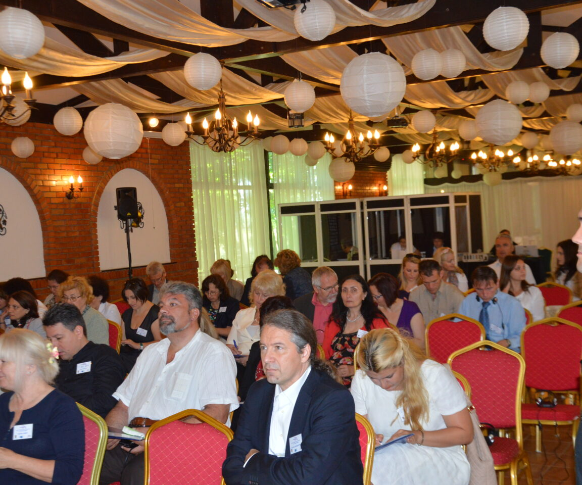 International Conference on Green Competences for Ecotourism in the Danube Region, June 2015