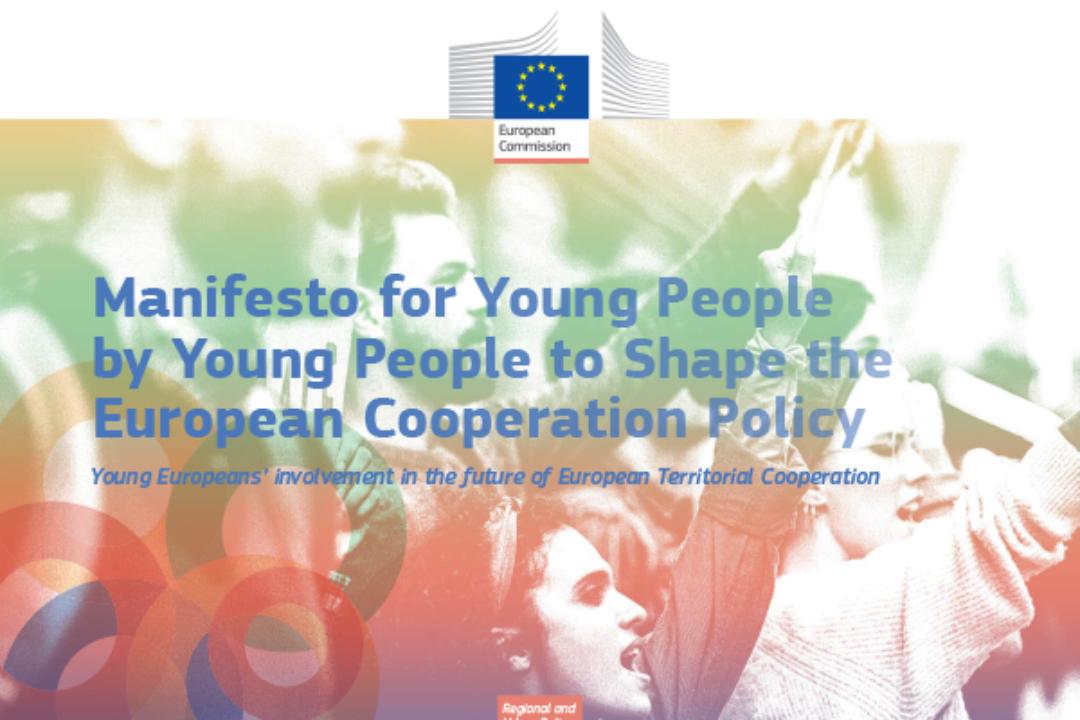Interreg Youth Manifesto published