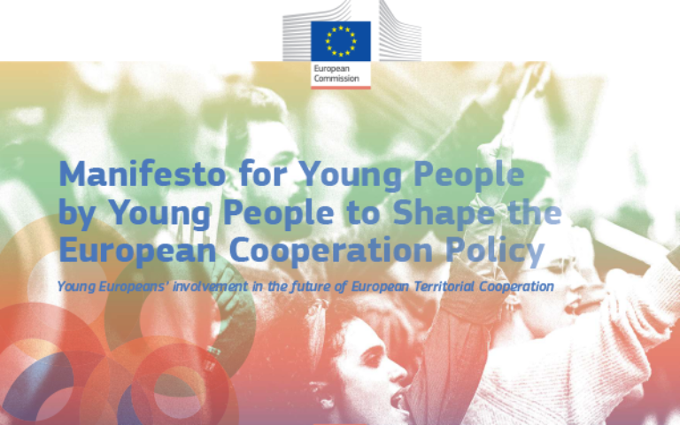 Interreg Youth Manifesto published